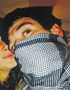 Un'immagine di Flavio Simmi, 33 anni, ucciso in strada a Prati (Proto)