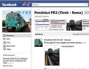 Facebook: la pagina dei pendolari della linea