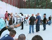 La compagnia «Stabile assai» composta da detenuti di Rebibbia