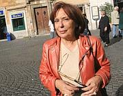 Dina Nascetti di «Vivere Trastevere» (Jpeg)