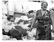 L'emergenza rifiuti a Napoli (Francesca Feola)