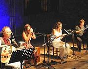Attori e musicisti in scena a Villa Celimontana con «Il pietoso caso di Giulietta e Romeo» del Bandello