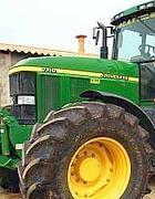 Un costoso trattore John Deer