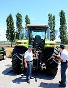 Agenti della Finanza  recuperano trattore rubato (Faraglia)