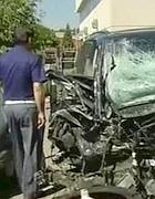 Il suv che ha ucciso 3 giovani viaggiando contromano sull'A26