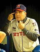 L'allenatore Ruggero Bagialemani (foto Benedetti - Oldman)