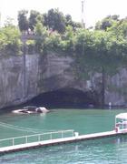Ventotene: il futuro accesso del tunnel