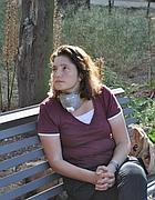 Ester ha vissuto per 2 anni in auto al San Giovanni (Capone)