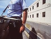 Il carcere di Porto Azzurro all'Elba (foto Sestini)