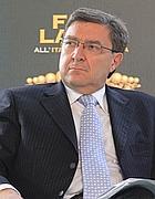 Il presidente dell'Istat Enrico Giovannini