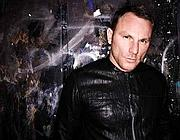 Il dj producer inglese Mark Knight, all'Eur