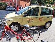 Una vettura del servizio car sharing (Jpeg)