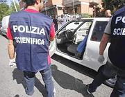 Roma, Portuense: uomo gambizzato in sparatoria a settembre (foto Proto)