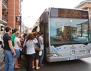 Uno dei bus sostitutivi (Eidon)