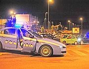 La Polizia effettua controlli nelle periferie della capitale (Proto)