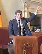 Gianni Alemanno (Ansa)