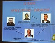 Alcuni degli arrestati (Proto)