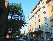 La sede Alenia di via Campania (Jpeg)