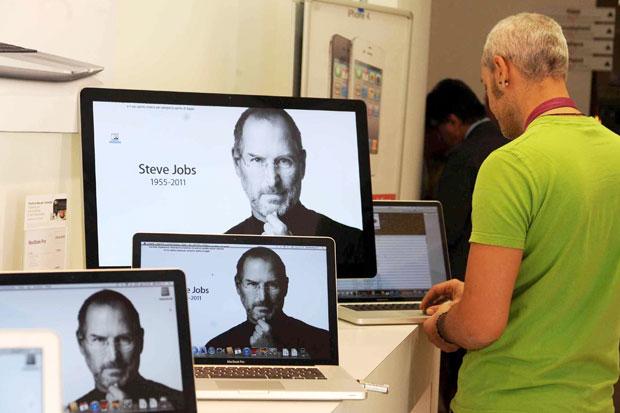 Omaggio a Steve Jobs - Foto del giorno