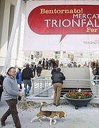 L'inaugurazione due anni fa al Trionfale