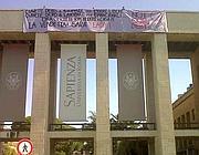 Il primo raduno è alla Sapienza (Jpeg)