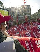 Pensionati: protesta venerdì (foto Jpeg)