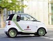 La nuova Smart electric drive sponsorizzata