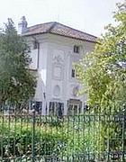 La sede della ambasciata d'Irlanda a Roma (dal web)