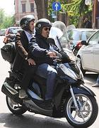 Ferme anche le moto il 5% dei multati gioved� era su due ruote (Omniroma)