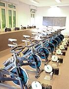 Le postazioni: 8 spinning bike (Jpeg)