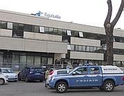 La sede di Equitalia (Ansa)