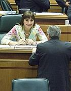 Renata Polverini presiede il consiglio regionale (LaPresse)