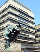 Gli uffici del tribunale di Roma in piazzale Clodio