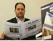 Riccardo Pacifici, presidente della Comunità ebraica di Roma