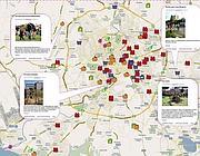 La mappa interattiva