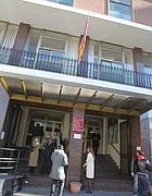 L'ufficio dell'Eur (foto Jpeg)