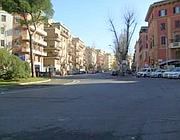 Piazza Santiago del Cile ai Parioli