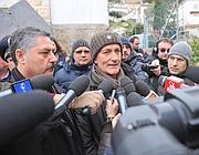 Il prefetto Gabrielli, capo della protezione civile (Ansa)