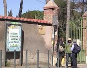 L'ingresso di Villa Ada (Proto)