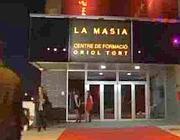 L'ingresso del Masia