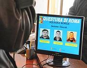 I tre accusati di omicidio (foto Proto)