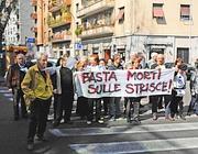 La protesta sulle strisce (Proto)