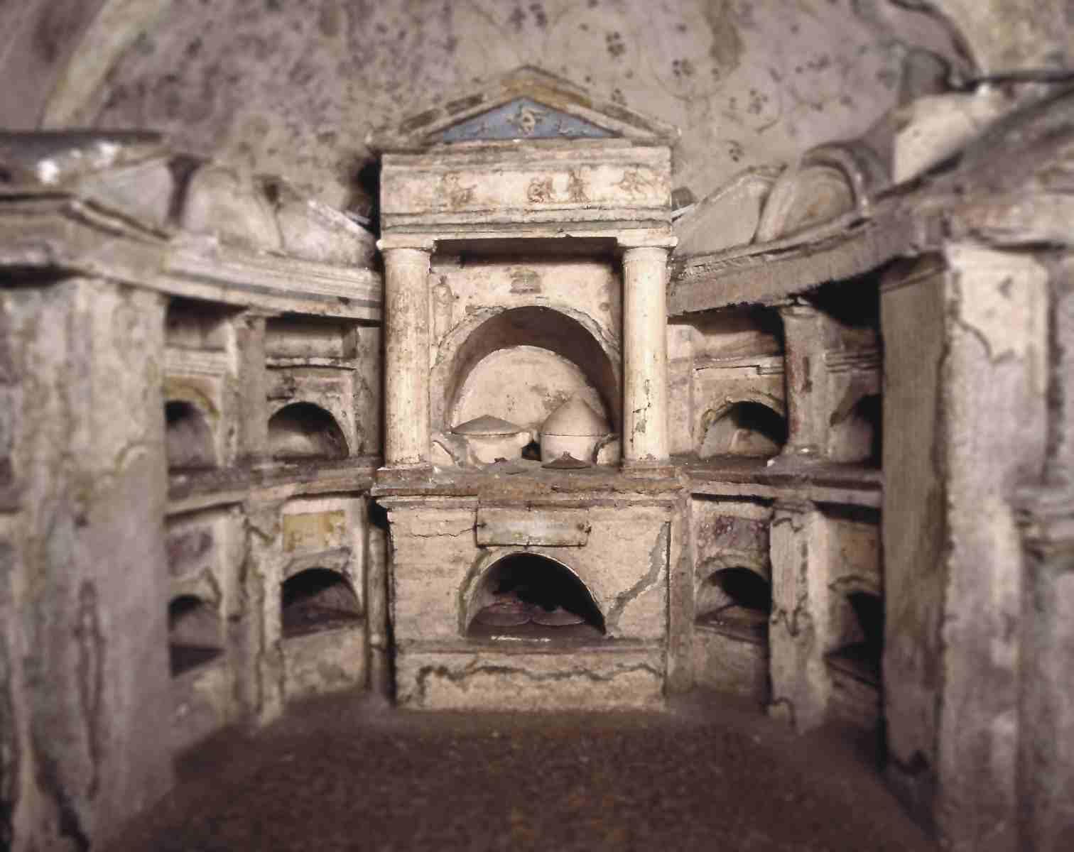 Il colombario di Pomponio Hylas
