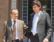 Antonio Garullo e Mario Ottocento, sposati