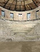 L'auditorium di Mecenate in via Merulana a Roma