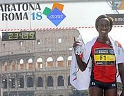Maratona di Roma: dominio Kenya  KimutauiJpeg--180x140