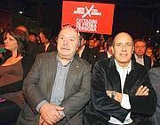 Lino Banfi e Federico Moccia (Jpeg)