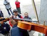 Violinista di strada (Jpeg)