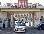 L'ingresso del San Filippo Neri