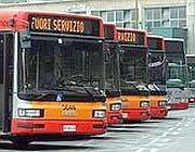 Sciopero di bus e metrò lunedì 30 aprile (Ansa)
